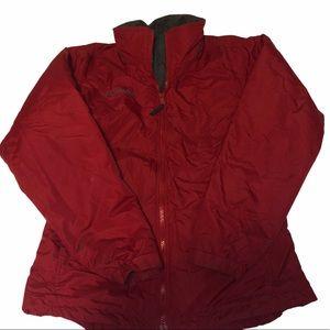 Columbia winter jacket womens small